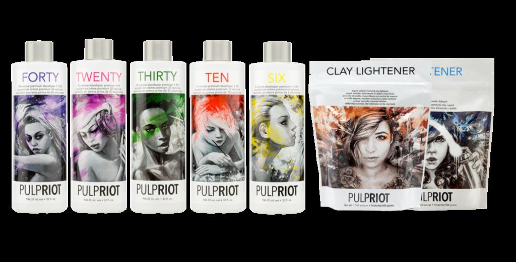 Pulp Riot Éclaircissant Blond